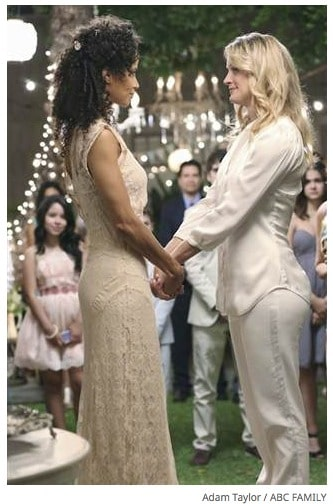 The Fosters Wedding