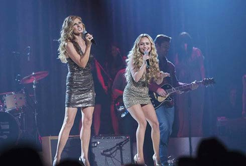 Hayden panettiere nashville season 1 collection - 1 part 7