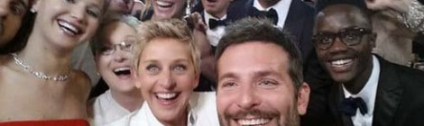 What the Ellen Selfie at the Oscars was Really About