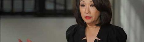 Connie Chung in Makers documentary