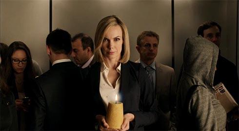 the elevator scene