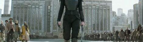 Jennifer Lawrence leading the way in Mockingjay Pt. 2