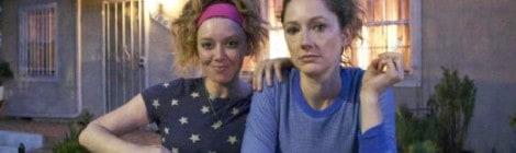 Natasha Lyonne and Judy Greer in Addicted to Fresno