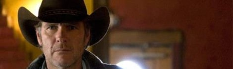 Robert Taylor as Longmire