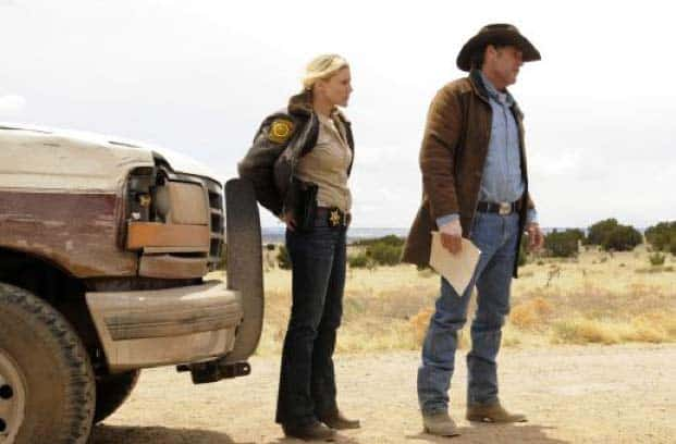 longmire vic and walter relationship